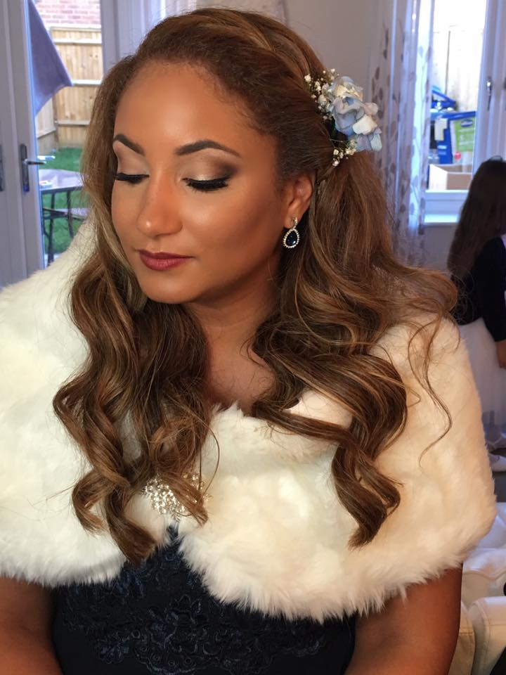 Bridal/Wedding Makeup Artist in Prom, Fleet, Farnborough, Frimley, Sandhurst, Yateley, Makeup Artist, Bridal, Weddings,  Hampshire, Camberley, Surrey, Berkshire, Crowthorne, Ascot, Sandhurst - Bridal, Proms, Wedding, Special occasions, Makeup lessons