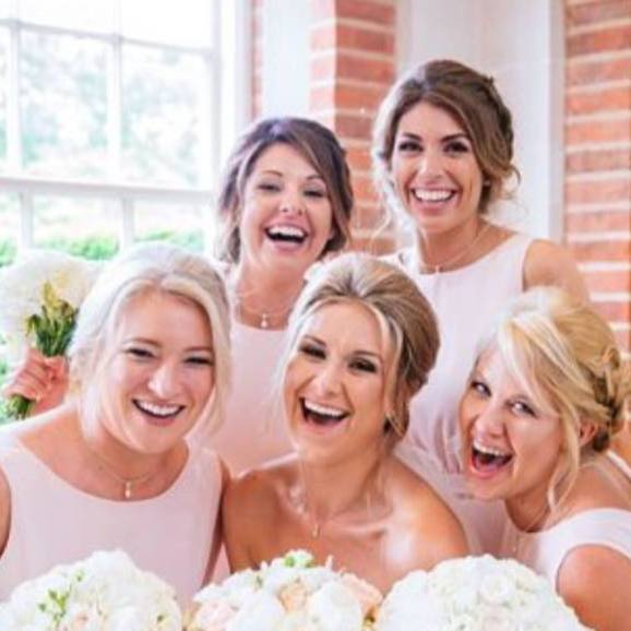 Bridal/Wedding Makeup Artist in Hampshire, Camberley, Surrey, Berkshire, Crowthorne, Ascot, Sandhurst - Bridal, Proms, Wedding, Special occasions, Makeup lessons